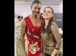 Sana Khan Melvin Louis Are Planning For Joint Family Meeting Is Marriage On The Cards