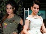 Sri Reddy Slams Kangana Ranaut Once Again Calls Her A Dumb Actress