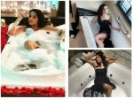 Karishma Tanna Monalisa Anita Krystle Karishma Sharma Divas Set Internet Fire Hot Bathtub Pictures
