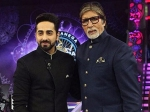 Ayushmann Khurrana Wants To Become A Better Actor After Working With Amitabh Bachchan