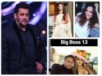 Bigg Boss 13 Ankita Lokhande Rakhi Sawant Devoleena Others Approached Female Co Host To Join Salman