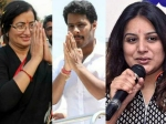 Pooja Gandhi Shocking Statement On Mandya Elections Refuses To Comment On Sumalatha Nikhil