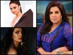 Farah Khan Takes A Sly Dig At Deepika Padukone Priyanka Chopra While Supporting Hina Khan Cannes