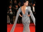 Hina Khan Makes An Impressive Red Carpet Debut At Cannes Her Fans Are Proud Of Her Pics