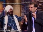 Kapil Sharma Mocks Bappi Lahiri; Calls him 'Maharani Of Jaipur'!
