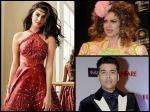 Karan Johar Angry With Tara Sutaria For Praising Kangana Ranaut Now She Ditch Kangana Picks Deepika