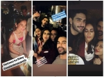 Qubool Hai Actors Reunite At Melanie's B'day Party; Surbhi Jyoti, Chandna & Others Have A Blast!