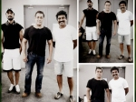 Prem Shares First Picture Of Sudeep With Salman Khan From The Sets Of Dabangg