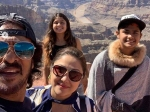 Upendra Family Recent American Holiday Is All That The Internet Is Talking About Views Pictures