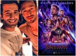 I Never Compared Student Of The Year 2 With Avengers Endgame Aditya Seal