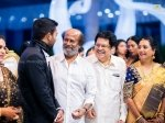 It Is Raining Celebrities At Ravichandran Daughter Wedding Superstar Rajinikanth Spotted Reception