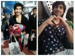 Bepannaah Harshad Chopda Warm Welcome His Thailand Fans Harshad On Top Of The World Is Overwhelmed
