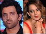 Kangana Ranaut Sister Rangoli Vulgarly Insults Hrithik Roshan Threatens Him To Stay Away
