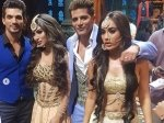 Naagin 3 Finale Mouni Roy Arjun Bijlani Karanvir Start Shooting Is This The Climax Scene Pics Video