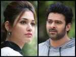 Prabhas Caught Pissing Off Tamannaah Bhatia Because Of Anushka Shetty On Camera Viral Video