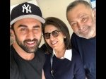 Rishi Kapoor Confirms He Is Cancer Free Now Says Ranbir Has Shouldered All His Problems