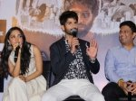 Shahid Kapoor Lashes Out At A Reporter For Pestering Kiara Advani About Kissing Scenes