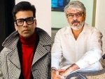 Karan Nervous About Directing Takht Reacts To Comparisons With Sanjay Leela Bhansali Films