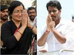 Sumalatha Ambareesh Says Nikhil Kumar Could Hold His Dignity Shocked To See So Much Negativity