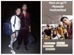 Kasautii Zindagii Kay 2's Parth Samthaan & Erica Fernandes Head Off To Switzerland! PICS