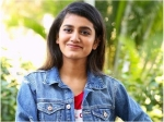 Priya Varrier Steals The Show Once Again And This Time For A Different Reason
