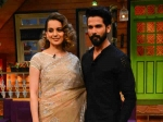 Shahid Kapoor RECALLS The Worst Part About KISSING Kangana Ranaut In Rangoon: 'It Was Keechad-y'