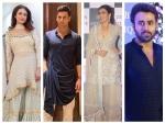 Baba Siddiqui Iftar Party Divyanka Tripathi Ankita Vicky Others Attend Karishma Pearl Exit Together