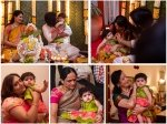 Yash Radhika Daughter Naming Ceremony Was Grand Event Ayra Looks Adorable Unseen Pictures