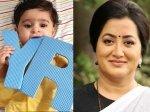 Sumalatha Amabreesh Is Yet To Meet Yash Radhika Pandit Baby Calls Ayra Her Granddaughter