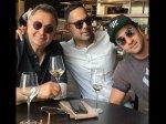 Ranbir Kapoor Rishi Kapoor Bharat Sahni Are Neetu Kapoor Super Men See Picture
