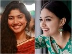 Is Sai Pallavi Better Than Keerthy Suresh Controversial Post By Sri Reddy Goes Viral