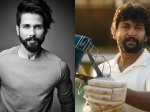 After Kabir Singh Shahid Kapoor To Star In Hindi Remake Of Nani Jersey Read Details