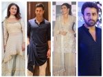 Baba Siddiqui Iftar Party Divyanka Tripathi Ankita Vicky Others Attend Karishma Pearl Exit Together