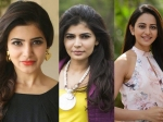 Samantha Akkineni And Chinmayi Are The Most Affected Due To Rakul Preet Singh S Act Manmadhudu