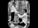 Ankita Lokhande Bf Vicky Jain Goes Down On His Knee To Propose Here What Ankita Replied Cute Pics