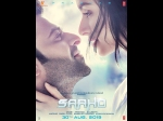 Saaho New Poster: Prabhas & Shraddha Kapoor Get High On Love!