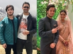 Shaheer Sheikh Brother Raies Sheikh Married Raies Shaheer Unseen Pics Vin Rana Share Wedding Pics