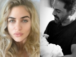 Arjun Rampal's GF Gabriella Demetriades Shares A Photo Of Him Holding Their Newborn Son In His Arms
