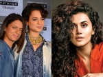 Taapsee Pannu On Rangoli Calling Her Kangana S Sasti Copy No Time To Spare For This