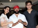 Saif Ali Khan Answers Whether His Son Ibrahim Ali Khan Will Enter Bollywood Soon; Read Up!