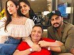 Arjun Kapoor Pens A Heartfelt Note To Rishi Kapoor For Making Him Malaika Feel At Home