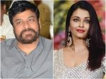 Chiranjeevi And Aishwarya Rai To Team Up For The Very First Time