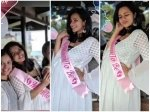 Mom To Be Sruthi Hariharan Has A Ball At Her Baby Shower Shuts Haters With Adorable Pictures