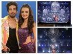 Nach Baliye 9 After Sanaya Irani Mohit Sehgal Sanam Johar Abigail Shoot For Premiere Episode