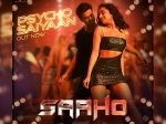 Saaho Song Psycho Saiyaan Prabhas Shraddha Kapoor Raise Up The Heat In This Party Song
