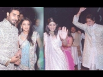 UNSEEN PHOTOS: Big B- Shweta Bachchan Dance Their Hearts Out At Abhishek-Aishwarya's Wedding!