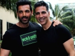 Akshay Kumar's Reaction After John Abraham Texted Him To Congratulate On 'Mission Mangal' Success