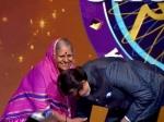 Kaun Banega Crorepati 11: An Overwhelmed Amitabh Bachchan Touches Contestant's Feet