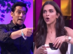A Cold War Brewing Between Deepika Padukone And Salman Khan? Here's Why Bhai Is Miffed With Her