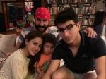 Sara Ali Khan Wishes 'Happiest Birthday Abba' To Saif Ali Khan!